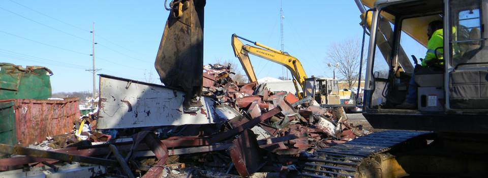Family Owned And Operated For Over 30 Years Our S Metal Salvage Yard Is Centrally Located